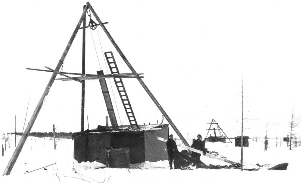 Prospecteur grands hommes - Cailloux Abitibi360