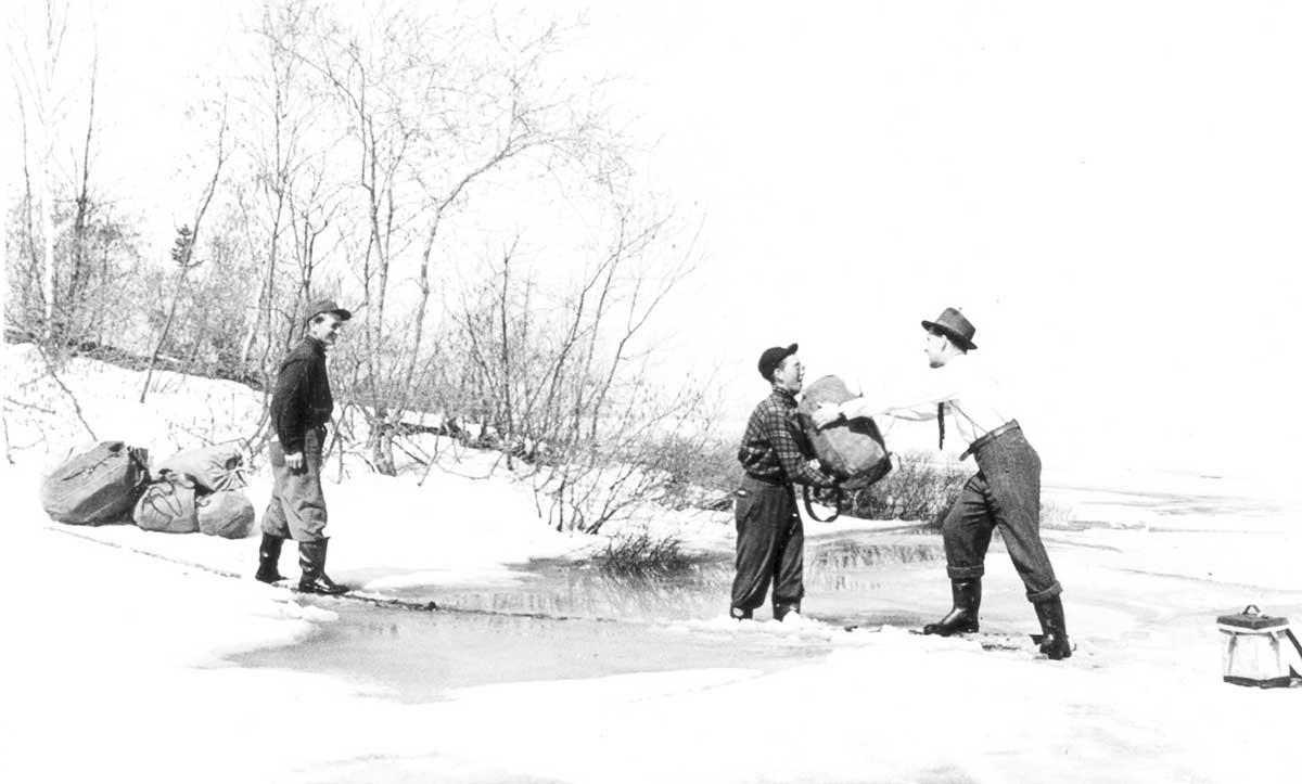 Prospecteur matériel - Cailloux Abitibi360