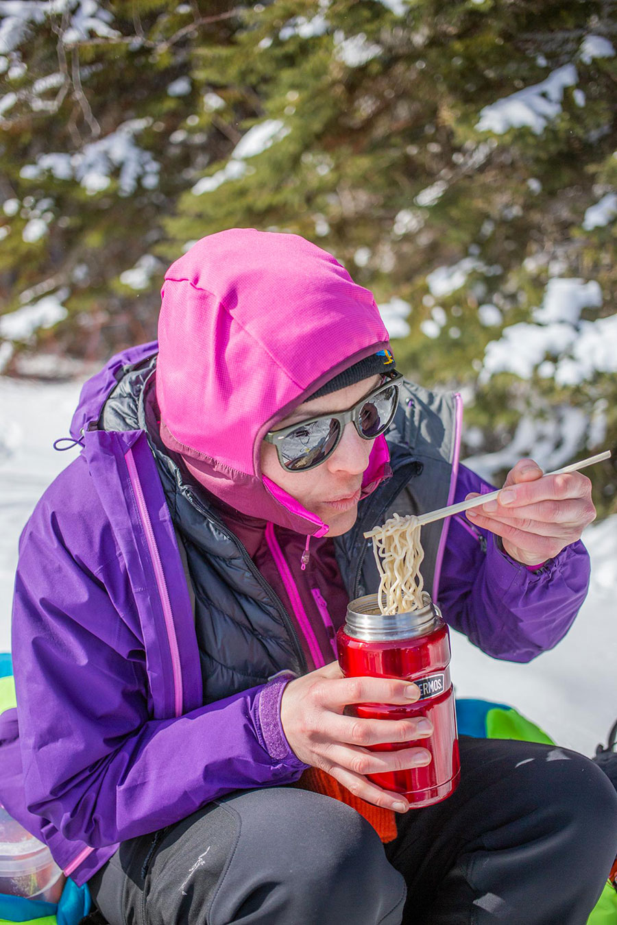 Manger au froid - Froid Abitibi360